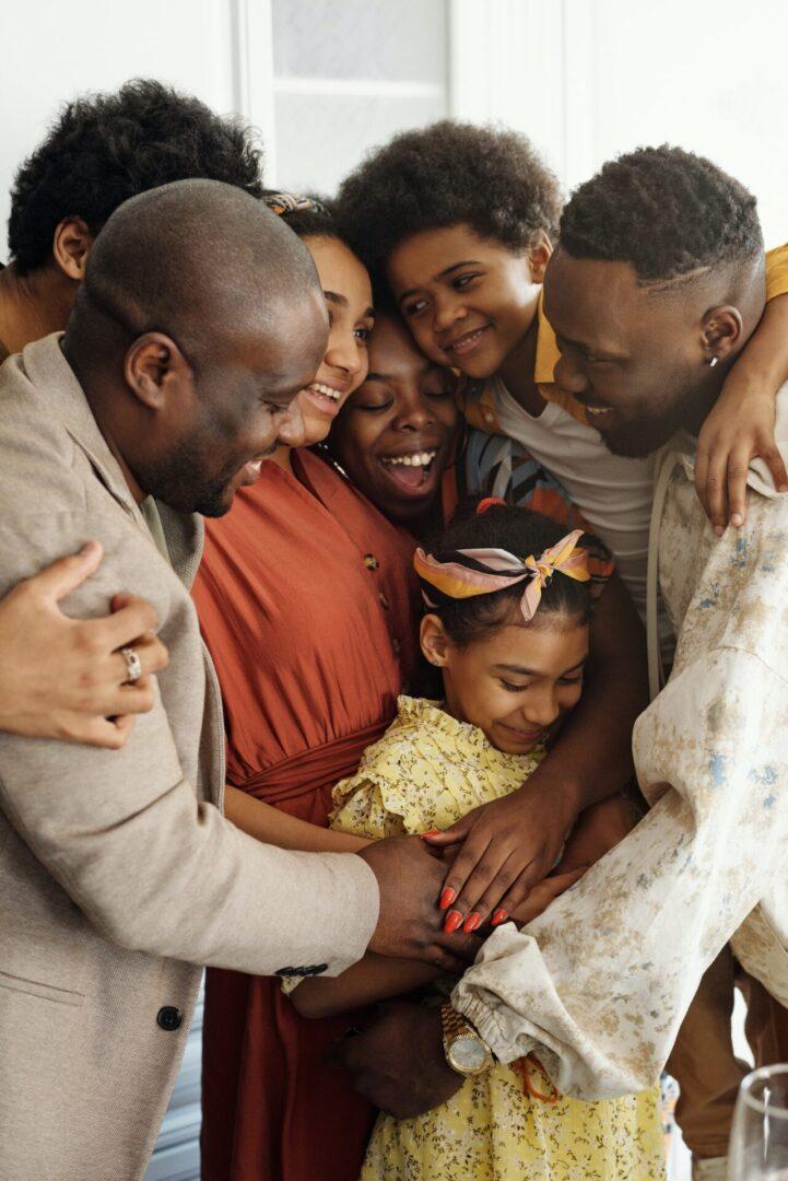 Family Hug